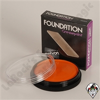 Foundation Greasepaint Orange Mehron
