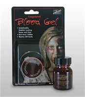 Coagulated Blood Gel Mehron  .5oz Carded