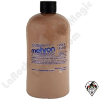 Latex Dark Flesh Mehron 16 oz