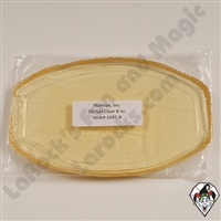 3-D Gel Clear Slab Mehron 8oz