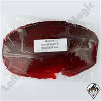 3-D Gel Blood Red Slab Mehron 8oz
