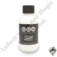 LUX Airbrush White Makeup Mehron 2.5 oz Bottle