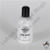 Hair White Mehron 4.5 oz