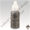 GlitterMark Black .5oz carded by Mehron
