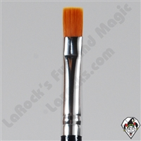 Stageline #318 5/16 Flat End Brush Mehron