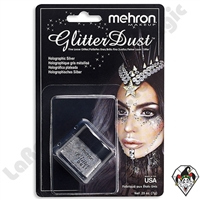 Face-Painting | Mehron Face Paint | Brushes | Face-Painting | Mehron Face Paint | Brushes | Glitter Dust | Holographic Silver