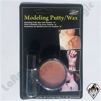 "Mehron Modeling Putty/Wax w/ Fixative ""A"""