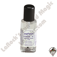 Fixative A Sealer with Brush Mehron .125oz