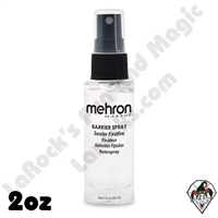 Mehron Barrier Spray 2 oz