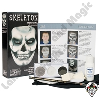 Character Skeleton Makeup Kit Mehron