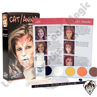 Character Cat/Animal Makeup Kit Mehron