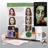 Character Witch Makeup Kit Mehron