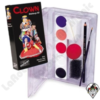 Character Clown Make-Up Kit Mehron