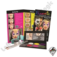 Paradise Premium Childeren's Face Painting Kit Mehron