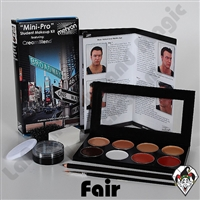 Mini-Pro Fair/Olive Fair Student Makeup Kit Mehron