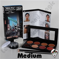 Mini-Pro Medium/Medium Olive Student Makeup Kit Mehron