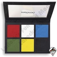 Mehron Edge 6 Color Palette