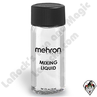 Mixing Liquid Mehron .5oz