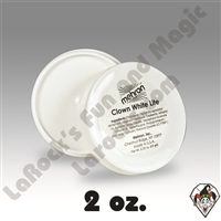 Mehron Clown White Lite 2 oz