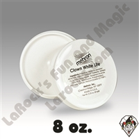 Mehron Clown White Lite 8 oz