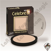 Celebre Pro-HD Pressed Powder Light 2 by Mehron