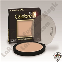 Celebre Pro-HD Pressed Powder Medium 2 by Mehron