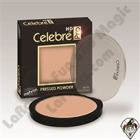 Celebre Pro-HD Pressed Powder Medium 3 by Mehron
