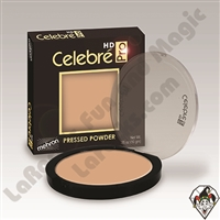 Celebre Pro-HD Pressed Powder Medium 4 by Mehron