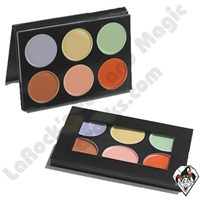 Celebré Pro-HD Correct-It Neutralizer Palette 6 Colors