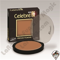 Celebre Pro-HD Pressed Powder Medium/Dark 4 by Mehron