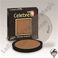 Celebre Pro-HD Pressed Powder Dark 2 by Mehron