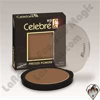 Celebre Pro-HD Pressed Powder Dark 4 by Mehron