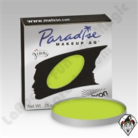 Paradise 7 Gram Lime Green Makeup