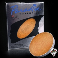 Paradise 7 Gram Brilliant Orange Makeup Refill Size .25 oz