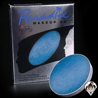 Paradise 7 Gram Brilliant Azur Dark Blue Makeup Refill Size .25 oz
