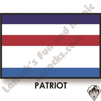 Paradise Prisma Makeup Patriot