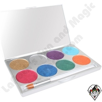 Face-Painting | Paradise | Paradise Palettes | Brilliant Kit
