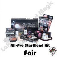 All-Pro Starblend Fair Makeup Kit Mehron