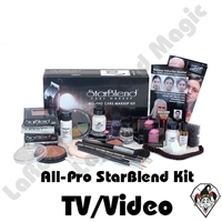 All-Pro Starblend TV/Video Makeup Kit Mehron