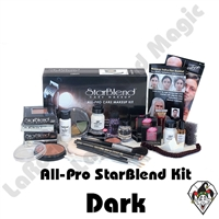 All-Pro Starblend Dark Complexion Makeup Kit Mehron