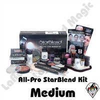 All-Pro Starblend Medium Makeup Kit Mehron