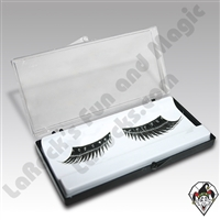 E.Y.E Lashes Diamond Feather Black by Mehron