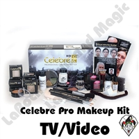 Celebre Pro TV/ Video Makeup Kit Mehron