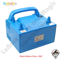 Electric Balloon Pump Blue B362