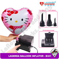 Lagenda Foil Latex Balloon Pump