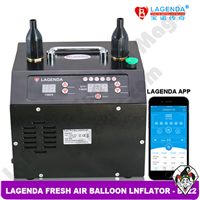 Lagenda Fresh Air Precise Balloon Pump B322