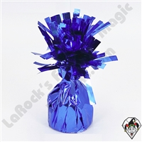 Foil Balloon Weight Blue 135 gram 12ct box