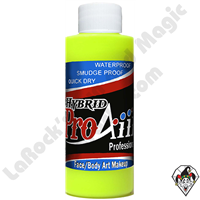 ProAiir Hybrid Florescent Yellow 2oz Bottlee