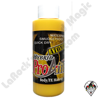 ProAiir Hybrid Atomic Uranium Yellow 2oz Bottle