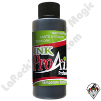 ProAiir Ink Black 2oz Bottle